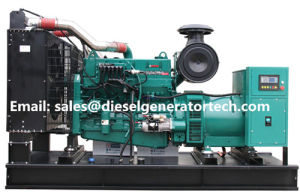 Cummins 전기 디젤 엔진 발전기 2200kw 2750kVA 각자 시작 발전기