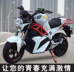Alta velocidad a 70km/h Scooter eléctrico de larga distancia Motorcybike nuevo modelo