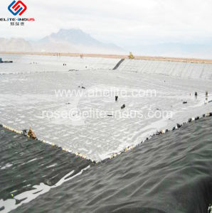 La construcción de carreteras Nonwoven poliéster textil Geo