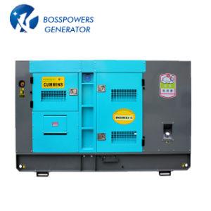 generatore diesel 40kVA con il tipo silenzioso della garanzia globale del Cummins Engine