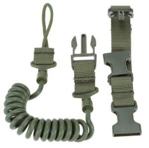Слинг 3colors Bungee тактического слинга винтовки 2 пунктов регулируемый
