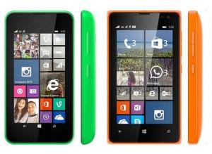 Original de Microsoft de Lumia 435 teléfono Windows Mobile para Nokia
