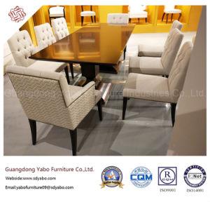 Mobiliario de restaurante chino con muebles de madera (YB-R-12)