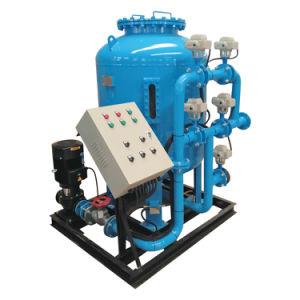 Sistema de recirculación de la acuicultura de la máquina automática de filtro de arena