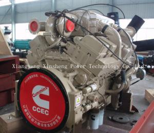 수도 펌프 기업 건축 힘을%s Kta38-P1400 Ccec Cummins 디젤 엔진