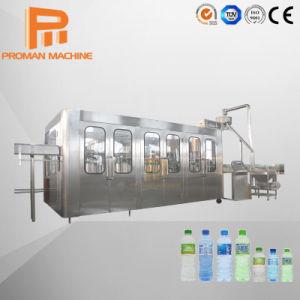 Fiable L'eau minérale Bouteille / Machine de remplissage de l'eau encore avec le projet clés en main