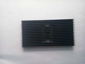 Dissipatore di calore di alluminio elettrolitico da ISO9001 diplomato