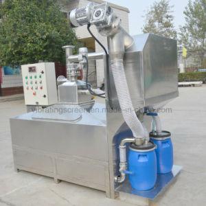 폐수 처리 플랜트 부엌 기름 물 분리기
