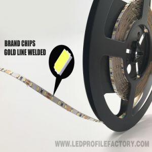 Striscia flessibile di alluminio chiara di GS3014 LED