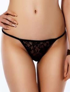 Precio de fábrica Paypal acepta Negro caliente atractivo de las mujeres de la ropa interior