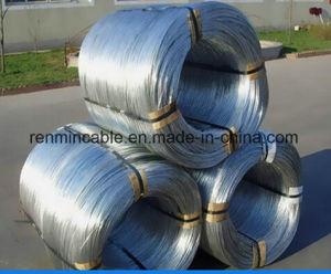 Lo zinco ha ricoperto il collegare galvanizzato galvanizzato del TUFFO caldo del filo del filo di acciaio del cavo di ancoraggio, collegare di terra, cavo di ancoraggio