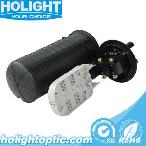 Cierre de la FOSC de empalme de fibra óptica con el Domo de estanqueidad mecánica