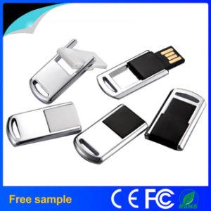 Ультратонких портативных Sweivel металлический флэш-памяти USB