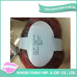 Eco-Friendly tecelagem de algodão hidrófilo tricô mão Fios Fantasia -13