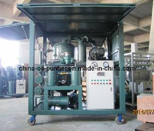 A desidratação do óleo do transformador de reciclagem de óleo de máquina de tratamento de óleo