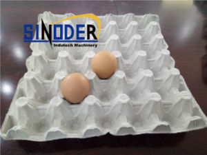 tabuleiro de ovos pequena máquina de fazer papel de resíduos vegetais tabuleiro de ovos a máquina de papel automático