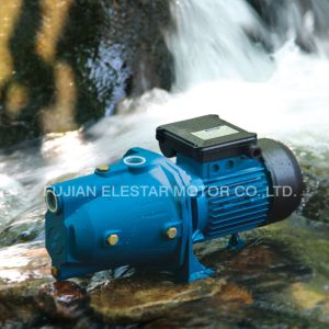 Gran impulsor de latón de succión de bomba de agua para el hogar usando (JET-B).