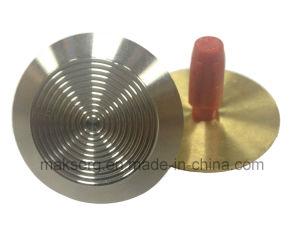 OEM táctil del CNC del indicador del espárrago de cobre amarillo inoxidable del camino de la aleación de aluminio