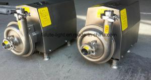 Pompa centrifuga sanitaria dell'acciaio inossidabile del commestibile