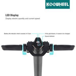 Neuer Produkte Koowheel L8 elektrischer Roller 2017