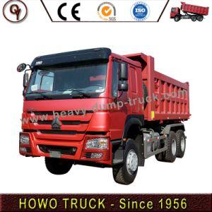 Preço baixo usado HOWO Caminhão Basculante caminhão de caixa basculante 371HP 6X4 20t-40t com excelentes condições de carga e o melhor preço