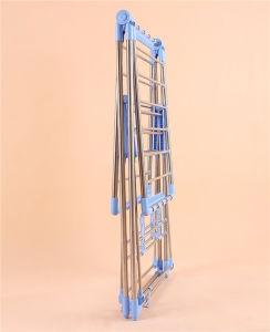Heavy Duty Tendedero de ropa de acero inoxidable - Rust-Proof Garantía de Calidad Premium Jp-Cr110