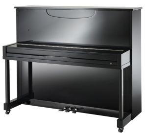 Schumann (K8) Black 122 Instruments de musique à piano vertical