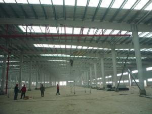 Entrepôt en acier à structure clé en main (pH-79)