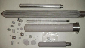 Filtres en métal fritté