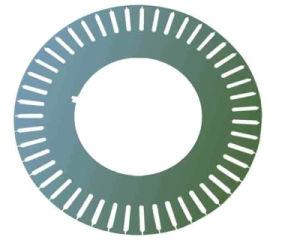 De Laminering van de rotor voor Motor