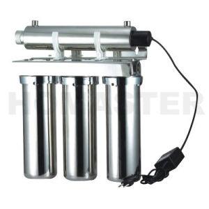 Stainless Steel Undersink Filter