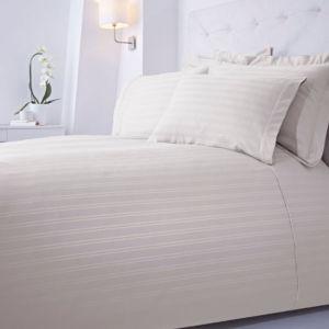 Base 100% dell'assestamento dell'hotel del Comforter della banda di bianco 1cm del cotone 600tc impostata (DPFB80113)