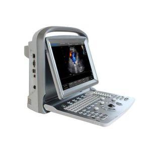 Neue erschwingliche Farben-Doppler-beweglicher Tierarzt-Ultraschall