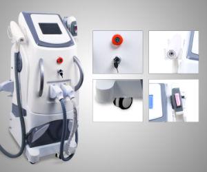 Kwaliteit 3 van Sume in 1 Machine van de Salon van de Schoonheid van de Verwijdering van het Haar van Elight IPL rf van de Laser van Nd YAG Permanente
