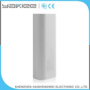 2000mAh/2200mAh/2600mAh linternas Banco de energía móvil