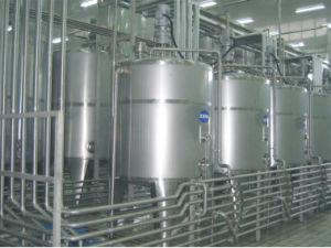 Tanque de armazenamento Jd do leite do aço inoxidável Tank2