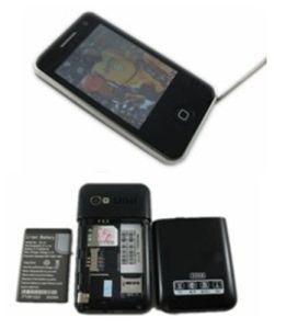 С двумя SIM-карты TV Wifi сенсорный экран телефона (E777)