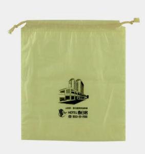 ドローストリングPlastic BagかWaterproof Drawstring Bags /Double Layer Drawstring Bag