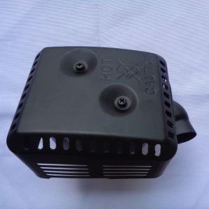 Gx160 168f del silenciador de la bomba de motor