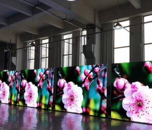 Pleine couleur P4.8mm Indoor Afficheur à LED pour installation fixe ---8