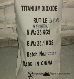Het Rutiel/Anatase van het Dioxyde van het titanium voor Plastic Industrie