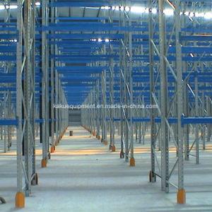 Plaque de zinc de l'entrepôt de stockage industriel Vna palettier
