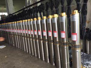Salida de Cobre El cobre conectado con el acero inoxidable bomba de pozo profundo bombas de agua potable