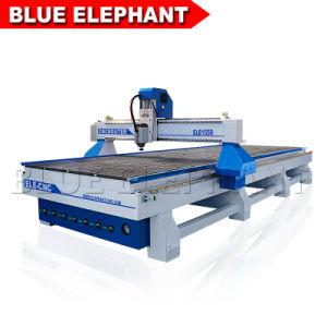 木のドアデザインCNCのルーター機械1550販売のための3軸線1500X5000X200mm