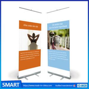 Banner Standの上のカスタムAdvertizing Display Standard Size Roll