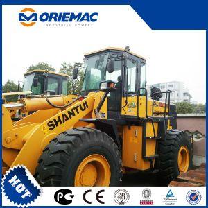 De Lader van Shantui SL80W 8 Ton van de Lader SL80W van het Wiel voor Verkoop