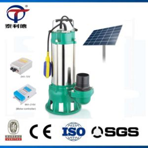 48ボルト2インチの下水の浸水許容の太陽水ポンプの価格