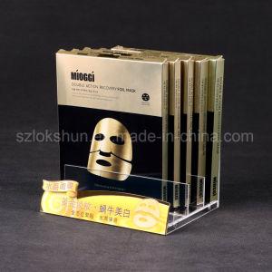 Qualitäts-freie Tischplattenacrylgesichtsschablonen-Bildschirmanzeige für Gesichtsmaske