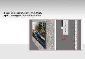 P3高い定義レンタル段階のLED表示を広告するためのフルカラーの屋内か屋外のLED表示スクリーン/Panel