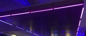 18X3w Ircが付いている紫外線LED棒特殊効果の段階ライト